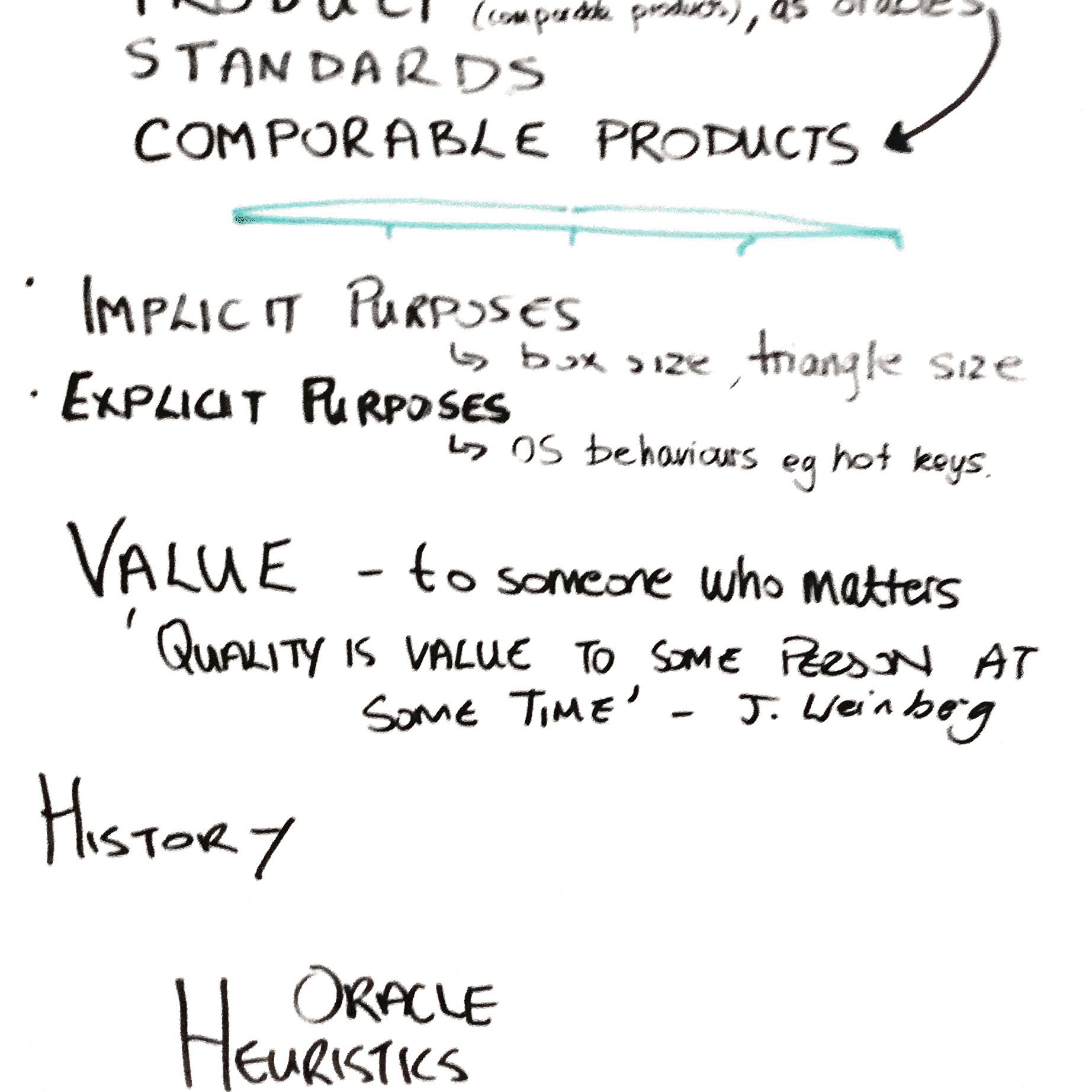 RST - Heuristics and Oracles